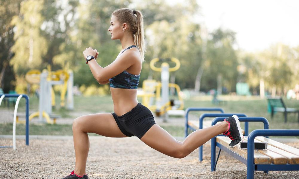 After your workout, two things are happening at once: