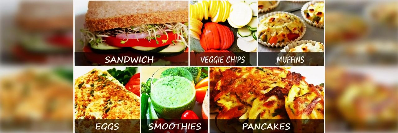 DELICIOUS WAYS TO EAT MORE VEGETABLES