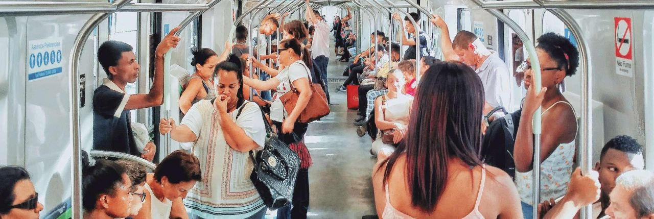 SWITCH TO PUBLIC TRANSPORT TO LOSE WEIGHT1