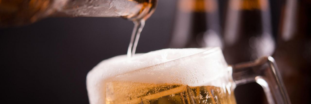 Alcohol and excess fat can wreak havoc on your health