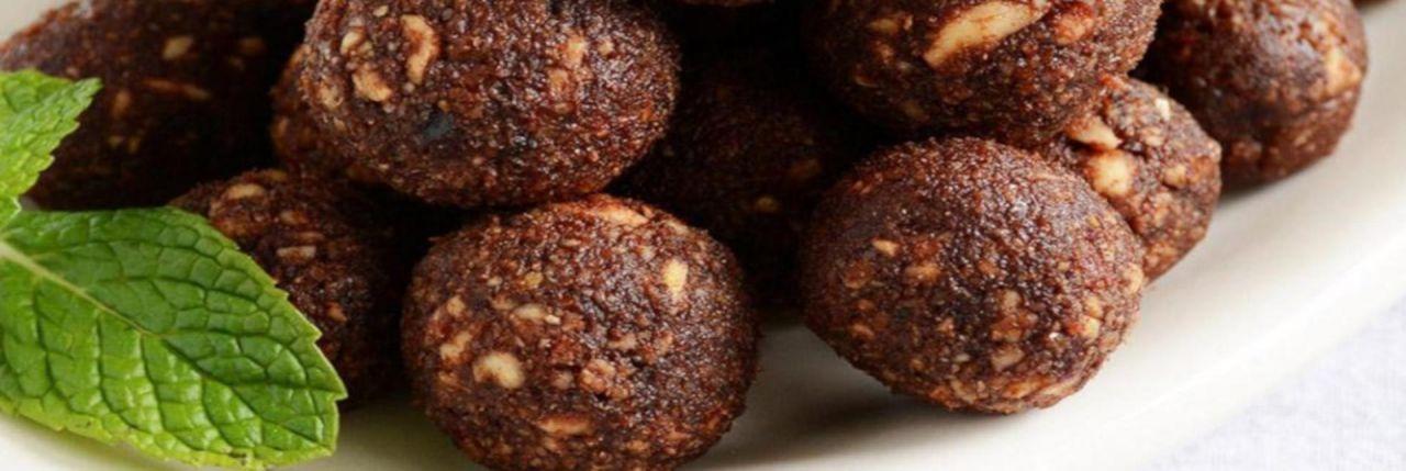 Almond Butter Energy Balls Mevolife