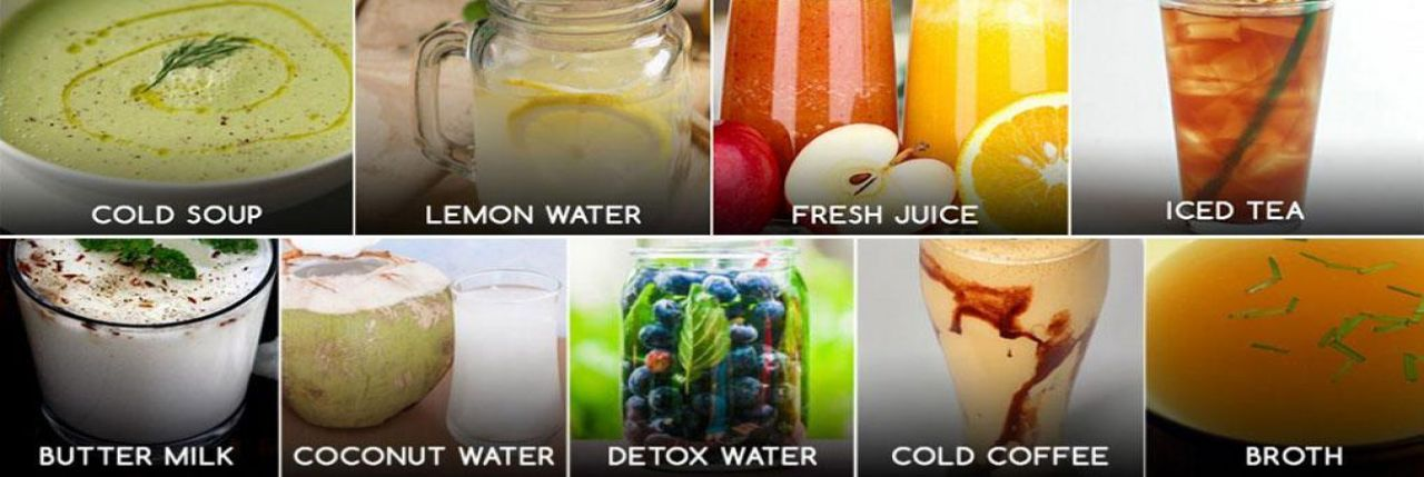 Best 9 Healthy Liquid Diet Options for Weight loss in Summers Mevolife