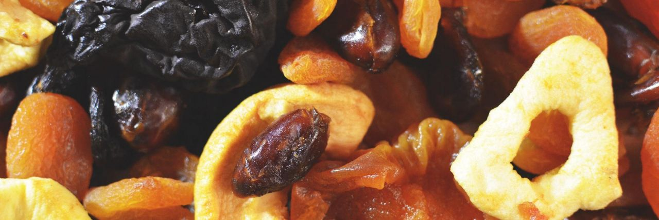 DEHYDRATED FRUITS GOOD OR BAD