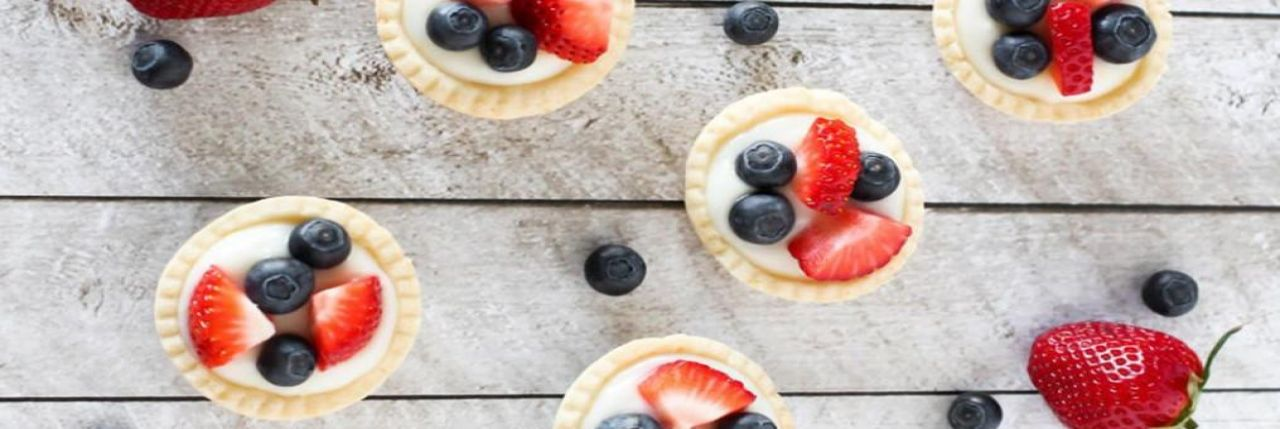 Easy Healthy Berry Tarts Recipe Mevolife