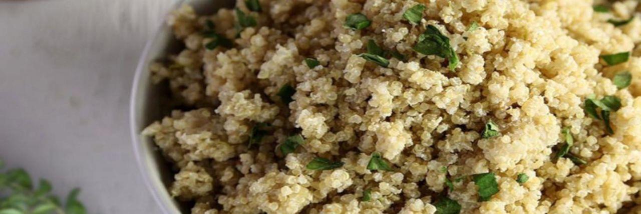 Healthy Lime Coconut milk and Quinoa Breakfast Recipe Mevolife