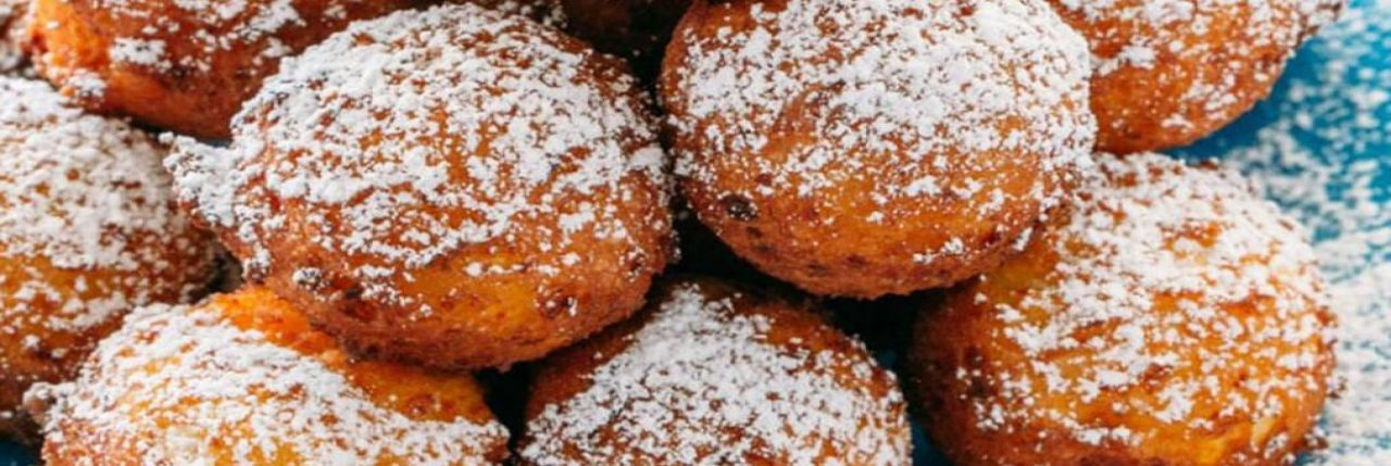 Pumpkin Cardamom Donut Holes Recipe Mevolife