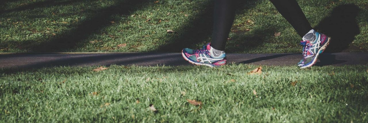 Why A Brisk Walk Is A Really Great Workout