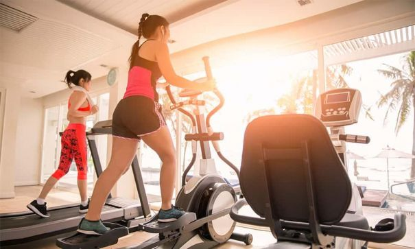 How to Burn the Most Fat on the Elliptical