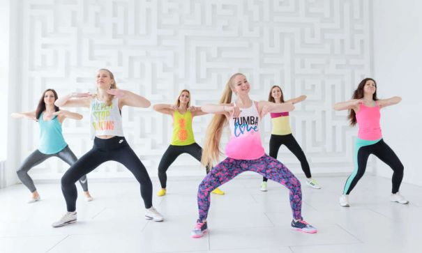 DO YOU WANT TO PARTY WHILST WORKING OUT? ZUMBA IT IS! - 2