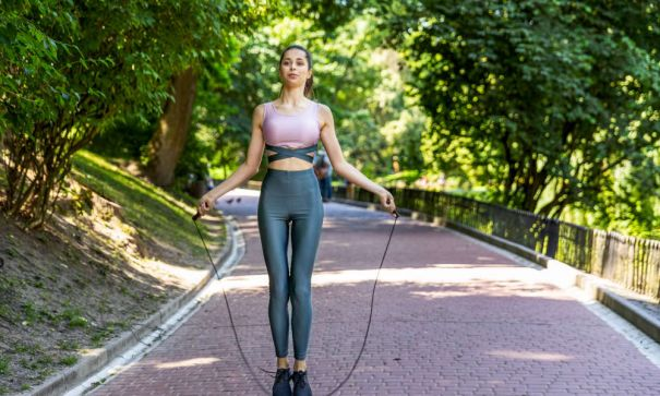 How To Lose Weight By Skipping? - 2