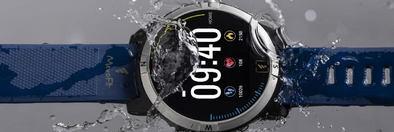 The Smartwatch That Takes Swimming to A Deeper Level