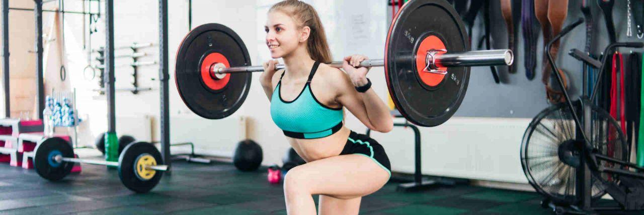 Weight-training-For-Women