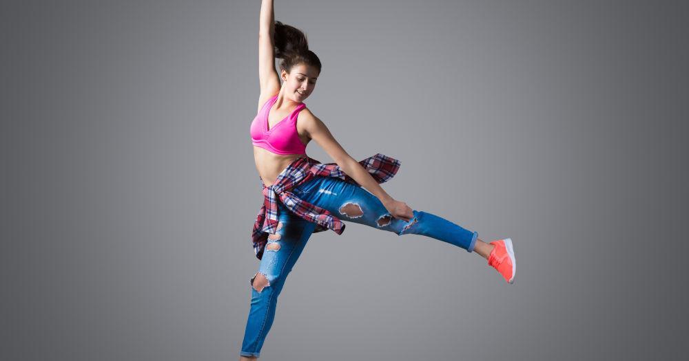 Aerobics or dancing
