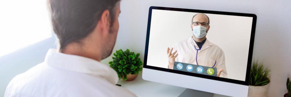 Asymptotic Patients and Virtual Healthcare