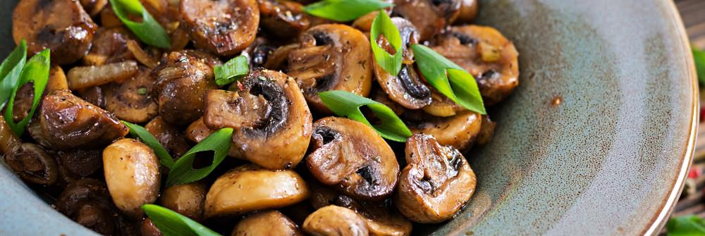 Reach Your Weight Loss Goal With Mushroom And Lentils