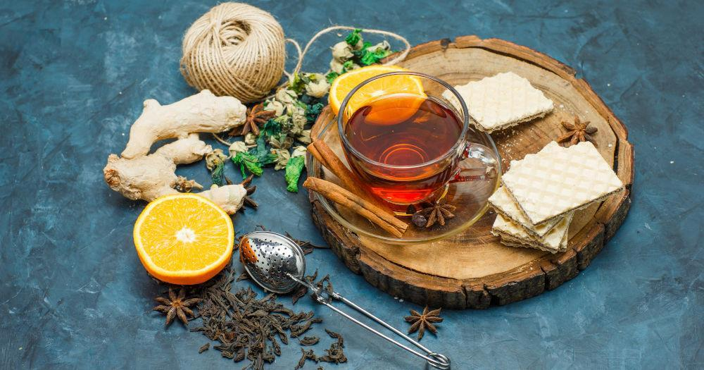 Embrace the tea time for a healthier immune system