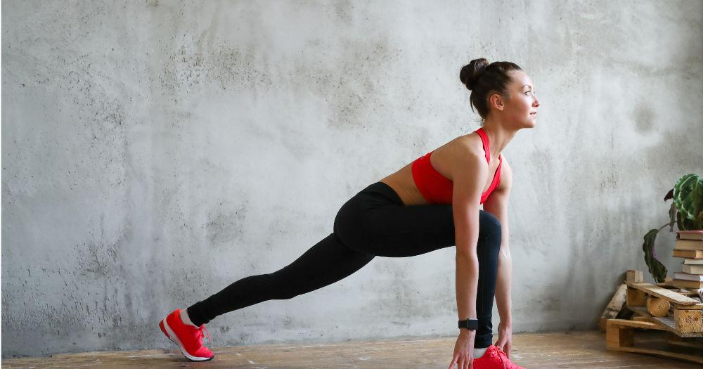 Exercise: Staying Active while Socially Distancing