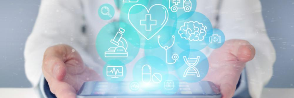 Explosive growth in smartphone and medical technologies