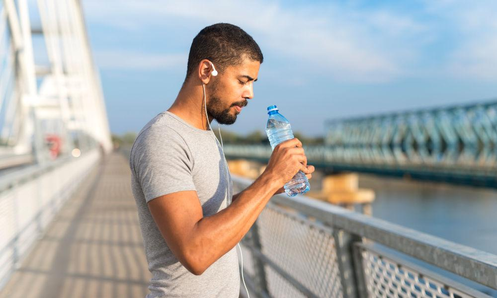 Fuel yourself with water