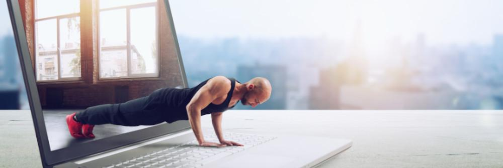 Get the guide to fitness online from a professional