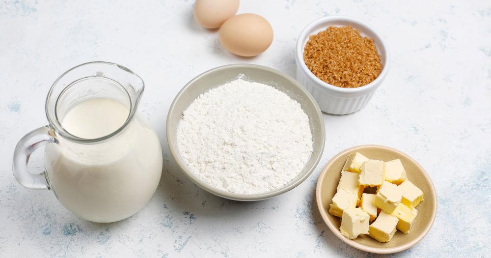 Healthy Vanilla Crepes | Mevolife