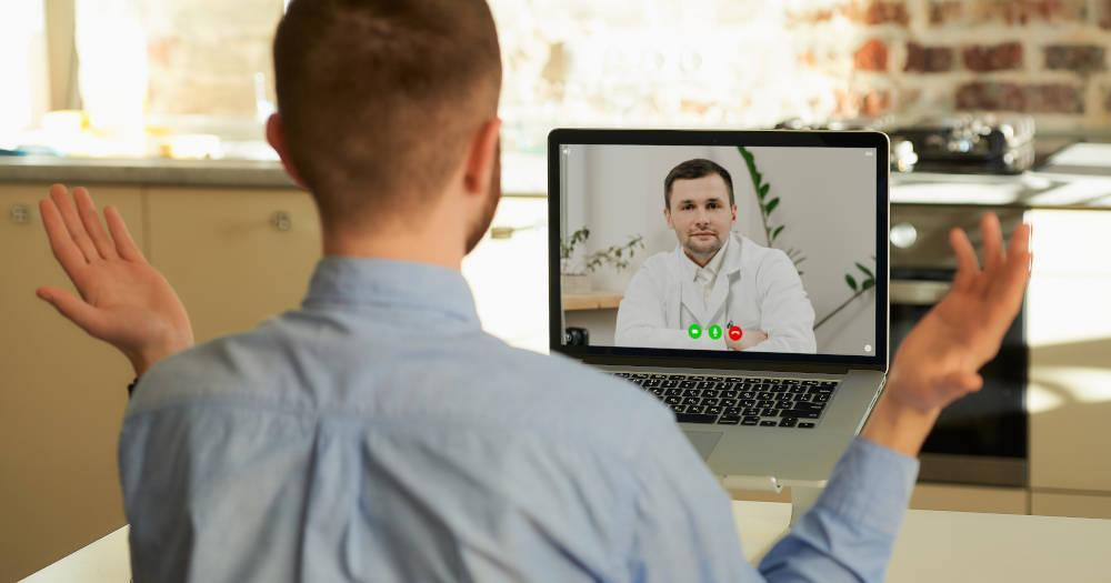 How do virtual doctor visits work?