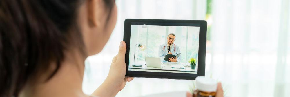 How do virtual visits work?