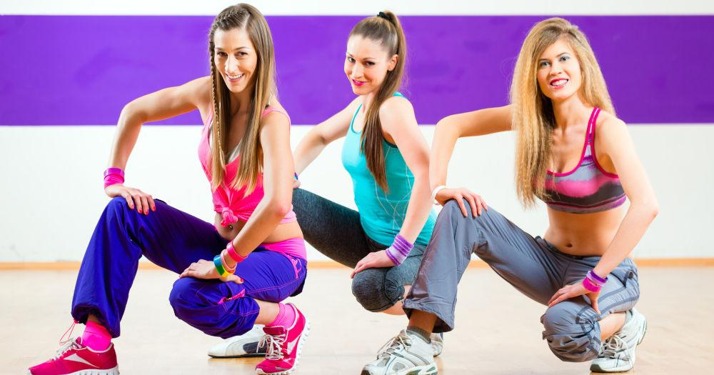 How Is Zumba Training Equally Effective At Home?