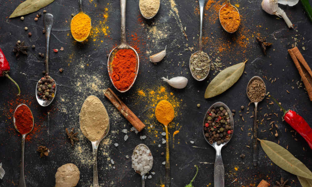 Immunity boosting herbs and spices in India