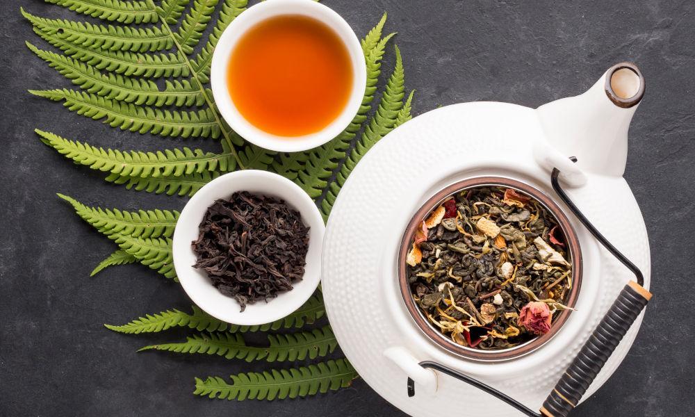 Ingredients found in Premium Green Tea
