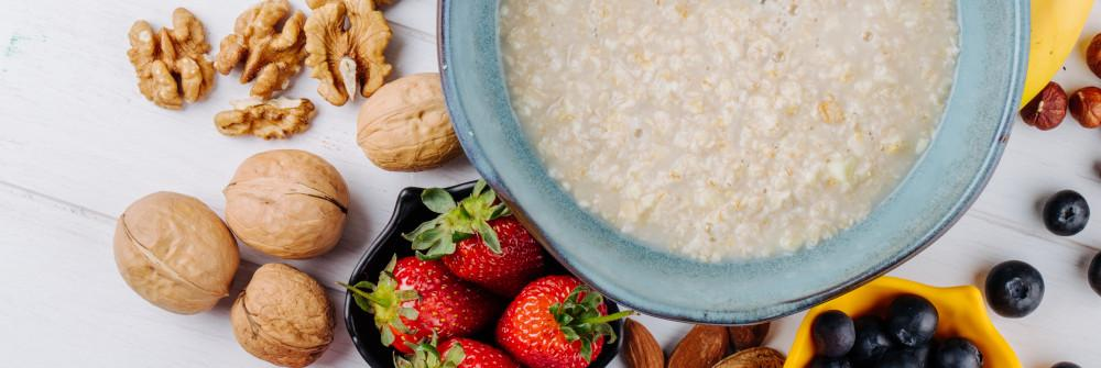 Is oatmeal the magic ingredient to gain muscle mass?