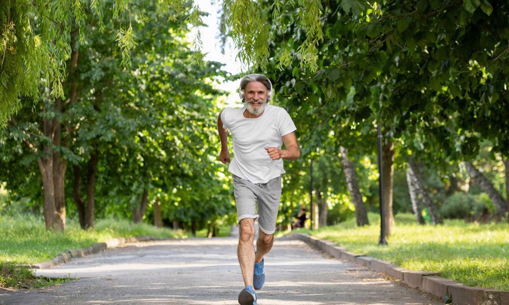 Life Is Short, Running Makes It Seem Longer