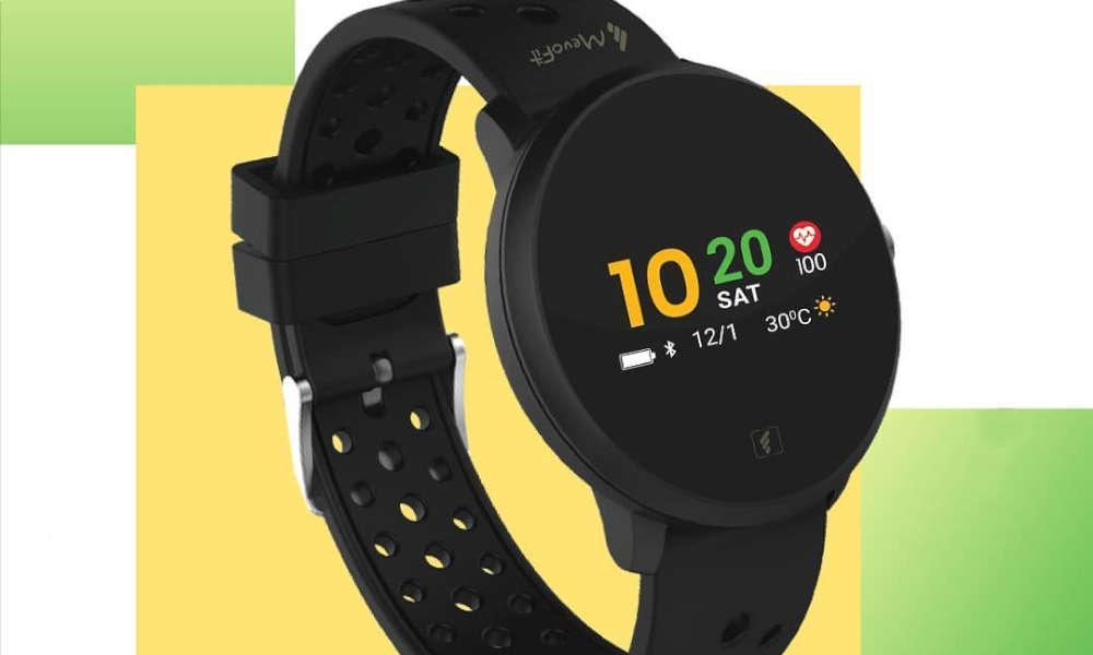 MevoFit Race Dive Smartwatch by Echoronics