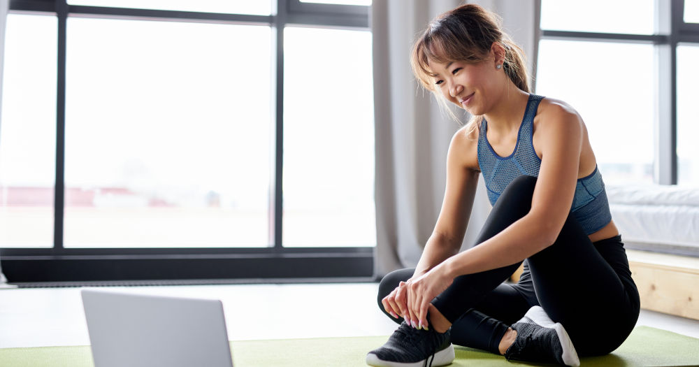 Online Fitness Training Services Are The New Normal In 2020+