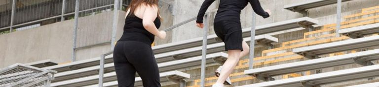 Stairway to heavenly body How to get a killer body by stair climbing