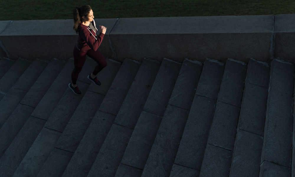 Stairs As Fitness Tool?