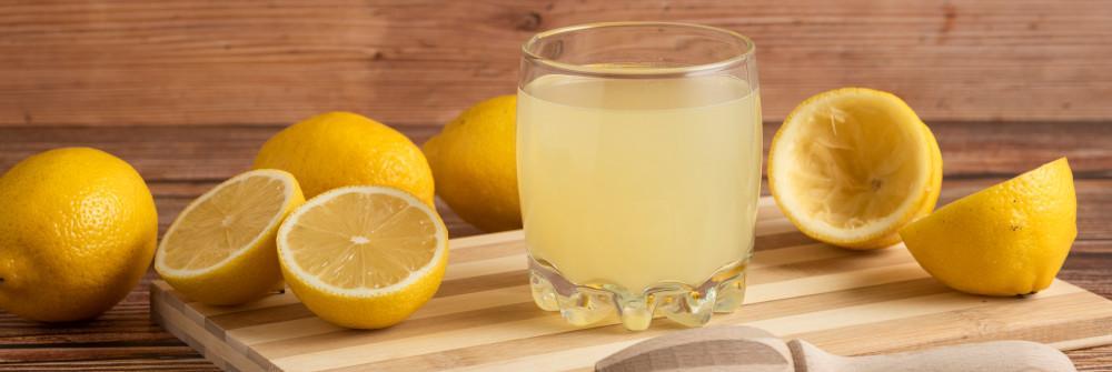 Stock up on lemons