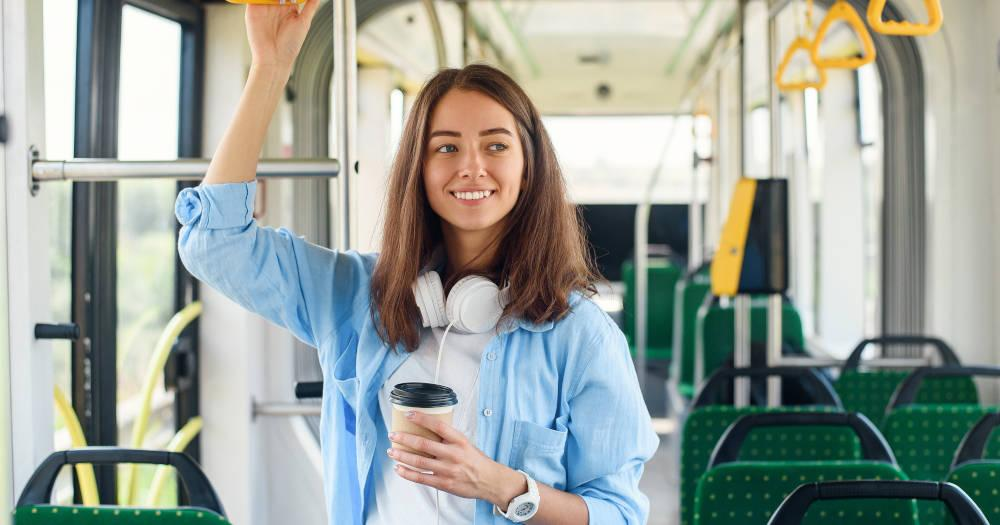 Using Public Transport: The key to losing weight successfully