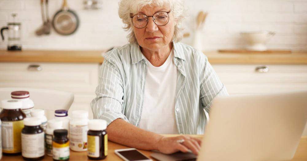 Why use the internet for processing health information?