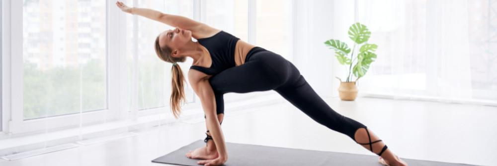 Work out at home - bodyweight, dance or strength-training exercises