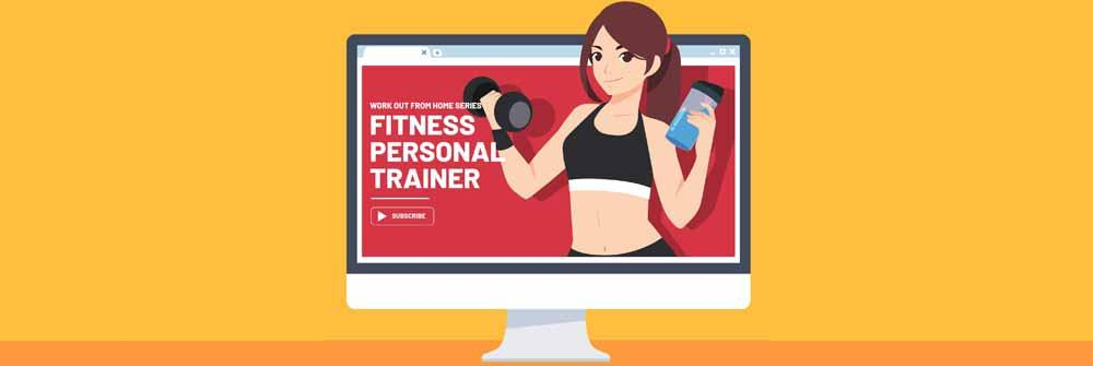 Workout builder software for personal trainers