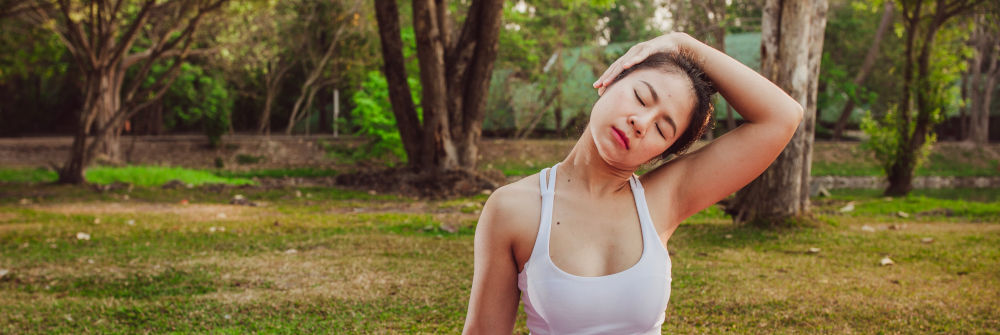 Yoga for Face and Neck