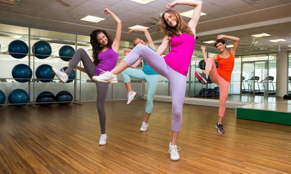 Zumba means 'Your Dance, Your Way'
