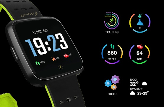 From smart wearables like fitness watches and wireless headphones for sports and fitness