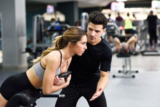 Get a personalized fitness coach