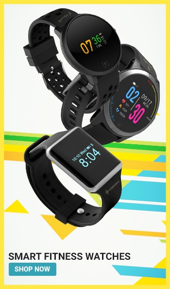 Smart Fitness Watches