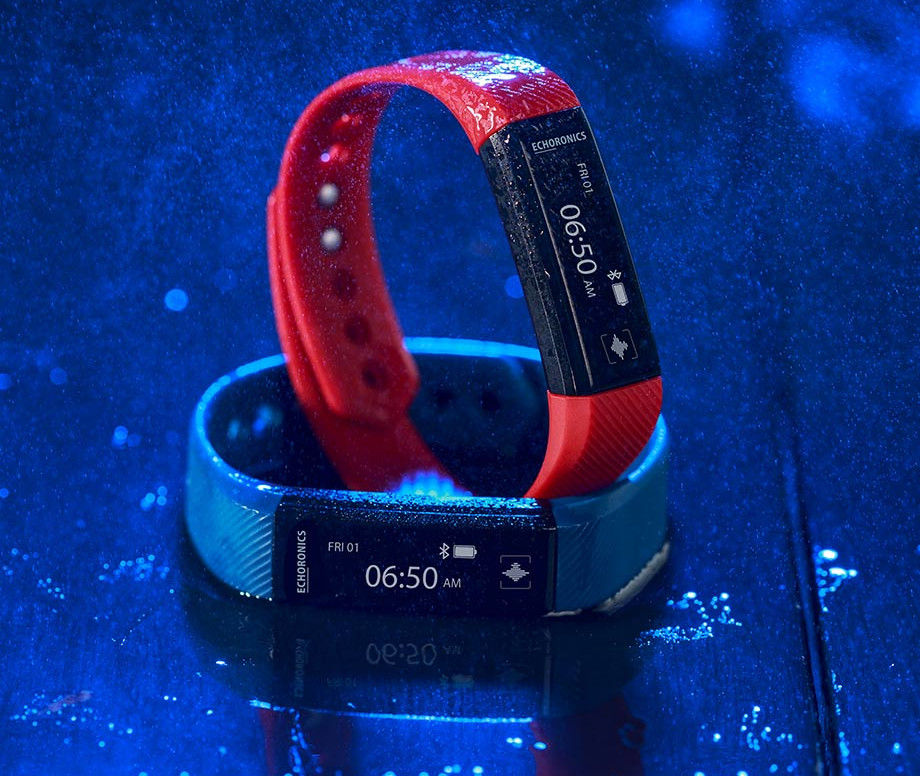 FITNESS TRACKER BAND FOR MEN & WOMEN