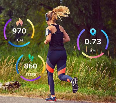 MevoFit Fitness Tracker