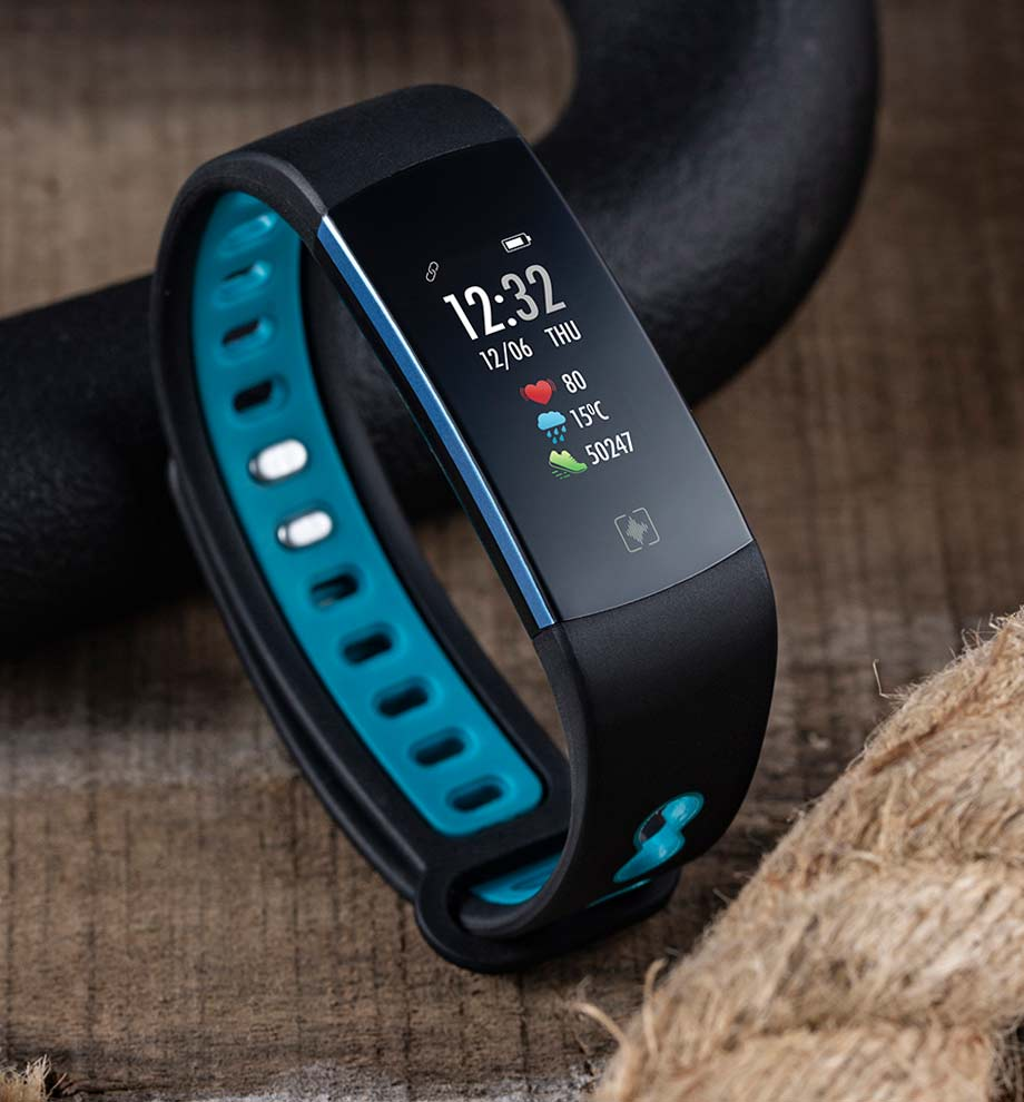 MEVOFIT ECHO SWIM FITNESS BAND
