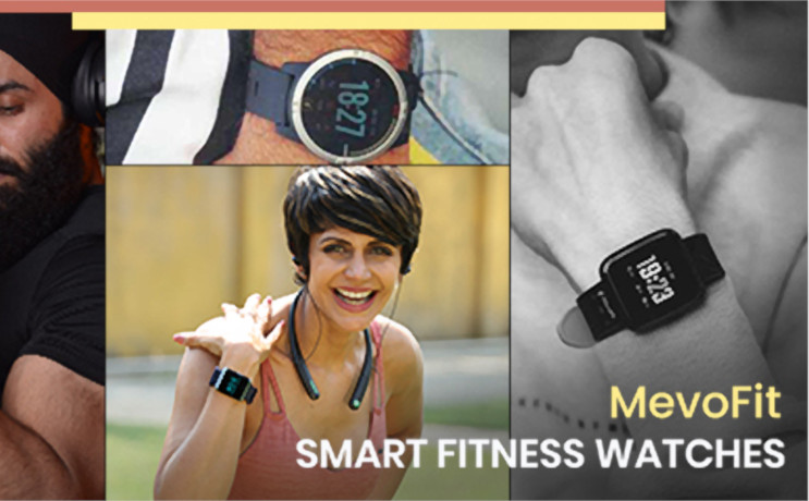 FITNESS SMARTWATCHES